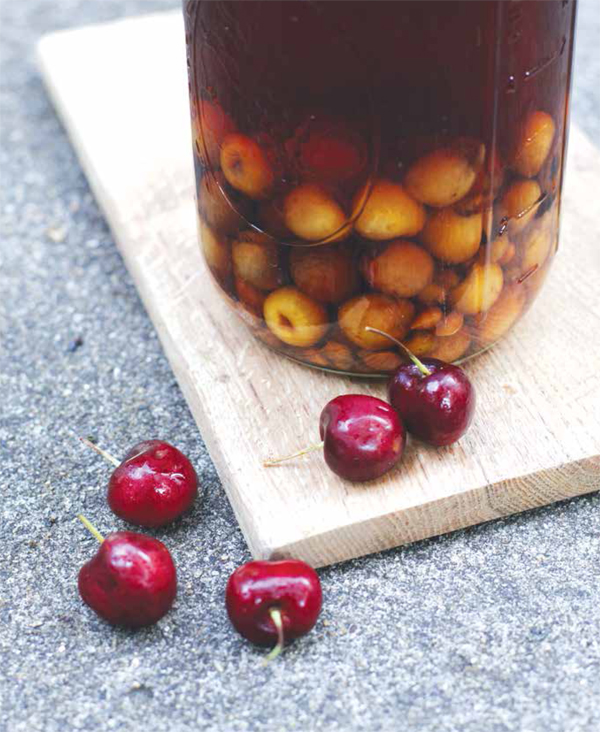 Cherry Liqueur from Quench