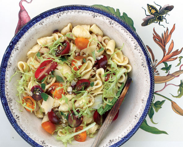Summer Pasta Salad from A Simple Feast