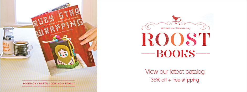 Roost Books catalogue