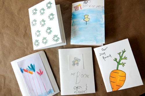 Nature Notebooks from The Rhythm of Family
