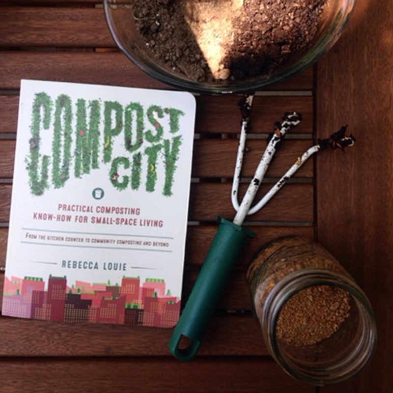 Compost Tips on NPR's Science Friday