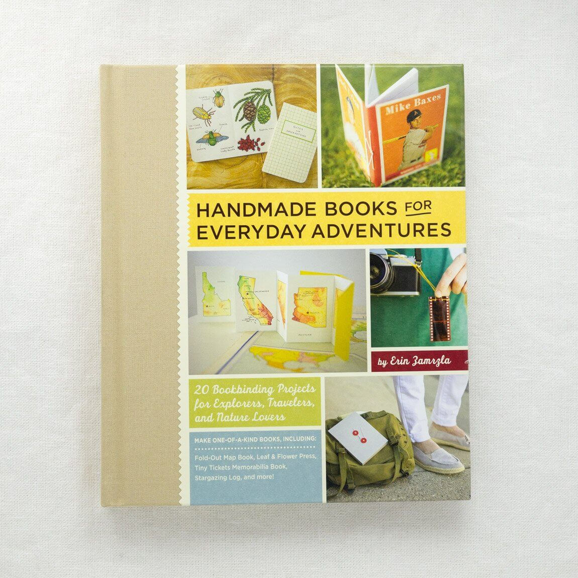 Handmade Books for Everyday Adventures