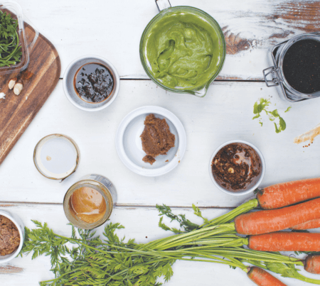 Superfood Spreads from Tasty, Naughty, Healthy, Nice
