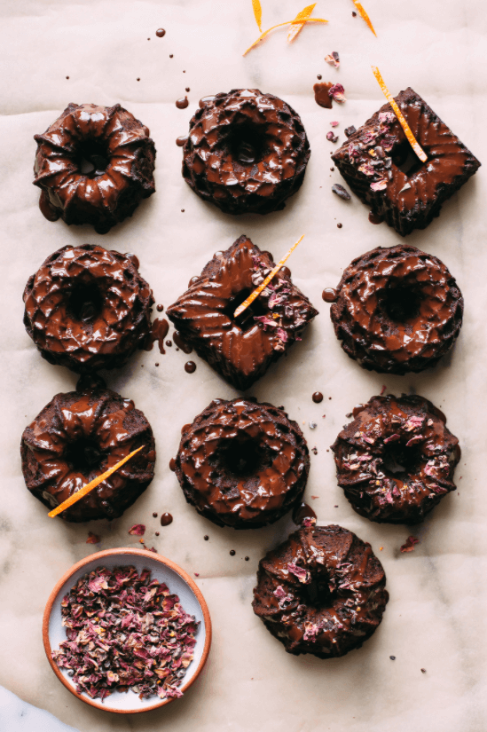 Recipe: Chocolate and Orange Bundt Cake from Simply Vibrant